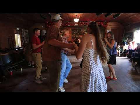 square dancing at Oak Center General Store