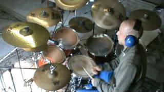 Holy Tears Drum Cover Video - Isis
