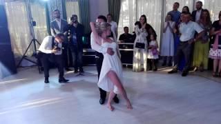 �������� ���� Самый нежный и чувственный танец двух любящих сердец Димы и Алины. 10.06.16.г ������