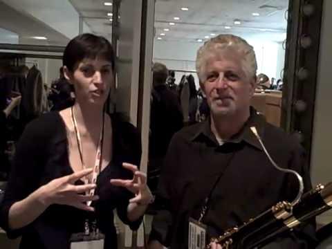 Nina Perlove, flute with Stephen Paulson, bassoon