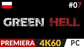 Green Hell PL  odc.7 (#7) budowa  Błotny kominek   Gameplay po polsku