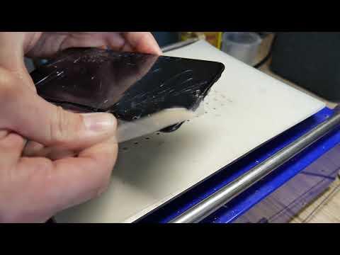 SAMSUNG A30S - Замена стекла / Брат А50 со стеклом от A20?!