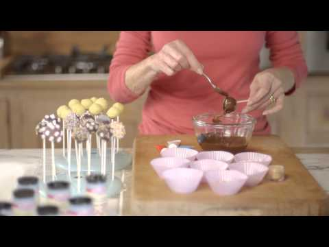 Cake pops by Jane Asher