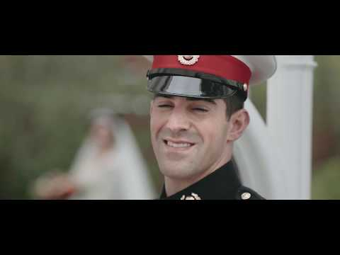 Royal Marine Commando Wedding, Mr & Mrs Fernandes 2019