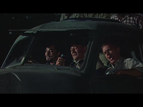 """""""Whiskey, Leave Me Alone"""" -- The Big Sky (1952) / Hatari! (1962)"""