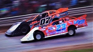 Late Model feature from Thunderbird Raceway