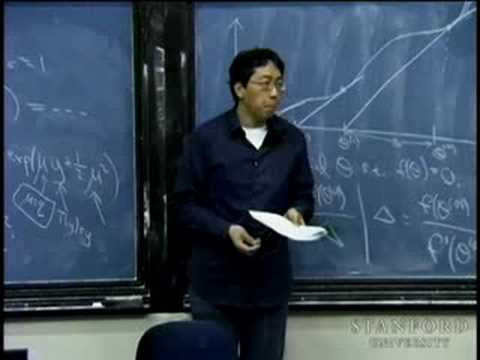 Lecture 4 | Machine Learning (Stanford)