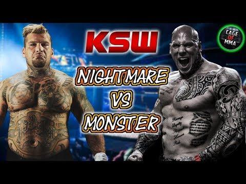 Ksw Monster Vs Nightmare Popek Vs Martyn Ford