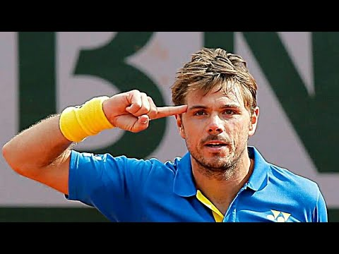 STAN WAWRINKA AT HIS BEST (HD)