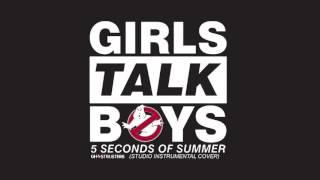 Girls Talk Boys (Instrumental Version) - HQ (Free Download)