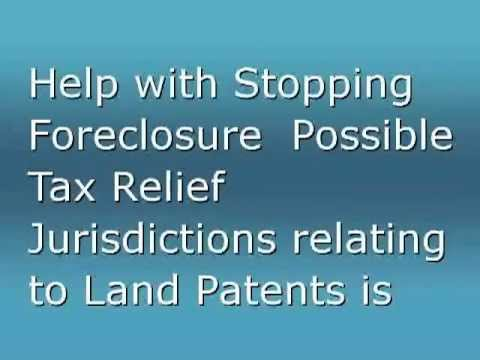 Land Patent and BLM How-To and Ownership - Inheritance - Foreclosure
