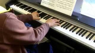 ABRSM Piano 2011-2012 Grade 4 B:5 B5 Chaminade Op.126 No.1 Idyll Slow 1
