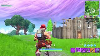 First time playing FORTNITE on PC!