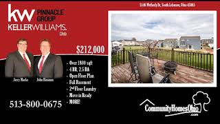 South Lebanon OH Homes for Sale  5546 Wetherly Drive, South Lebanon, OH 45065