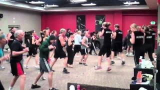 Body Combat Winter Launch - Warm Up 1
