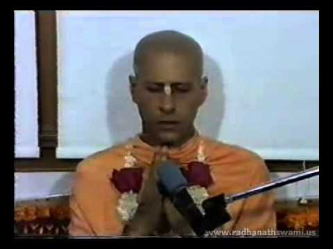 Lecture at Srinathji Das Residence 01 by Radhanath Swami on