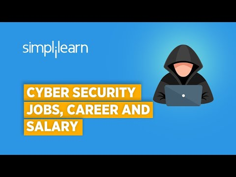 Cyber Security Career, Jobs, Salary, Skills, Roles And Responsibilities | CyberSecurity |Simplilearn