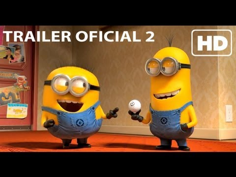 MI VILLANO FAVORITO 2 - Nuevo Trailer Oficial - HD [Universal Pictures] Videos De Viajes