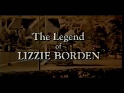 the legend of lizzie borden 1975 youtube