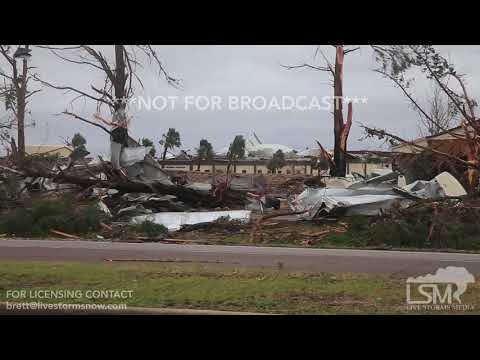 10-10-12 - Tyndall AFB, FL damage package 1.mp4
