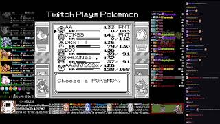Twitch Plays Pokémon Anniversary Burning Red - Hour 97 to 98