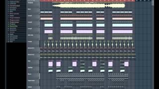 Проект FL Studio DJ HaLF(Проект FL Studio DJ HaLF., 2013-05-30T03:05:27.000Z)