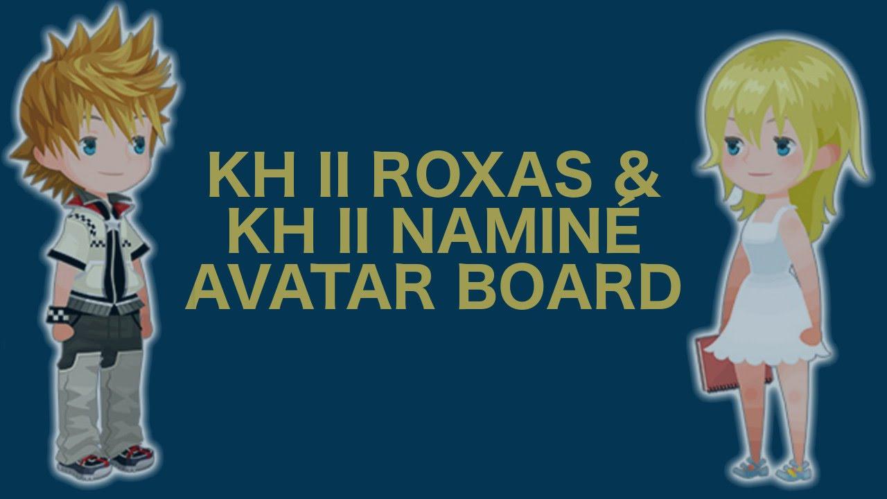Kingdom Hearts 358 days Xion, Roxas and Axel tribute - YouTube