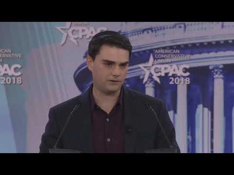 CPAC 2018 - Ben Shapiro