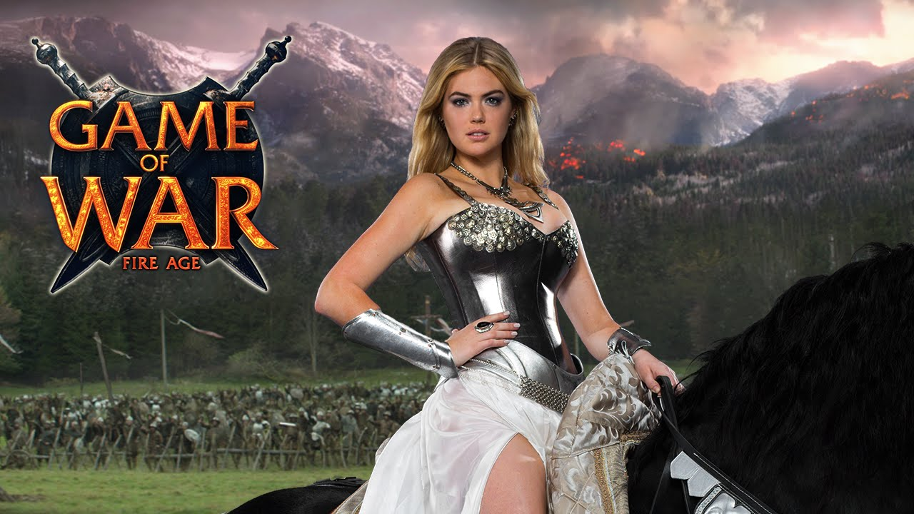 "Game of War: Live Action Trailer - ""REPUTATION"" ft. Kate Upton ..."