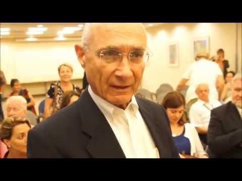 Israels Tourismusminister Uzi Landau im Interview zu Israel, Tourismus, Hamas und mehr... 4.08.2014
