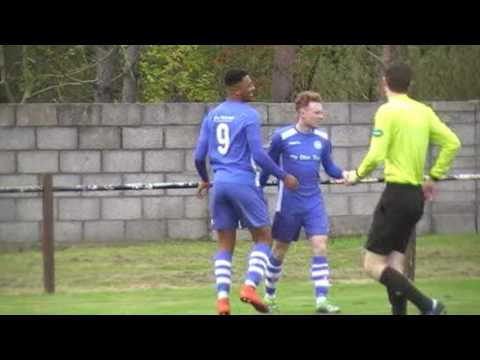 Lochore v Newtongrange - 8/10/16 - The goals - RLAP Fife and Lothians Cup