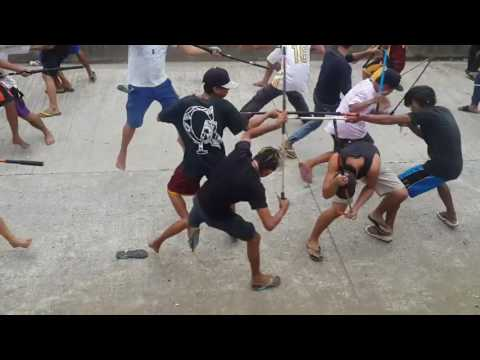 Viral Sumpakan ng Kabataan sa Kalibo