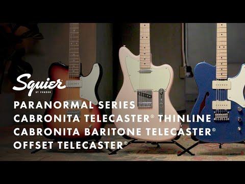 Exploring the Paranormal Series Telecaster Models   Fender