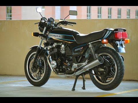 1982 Honda CB900-F