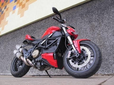 used 2011 ducati street fighter motorcycle for sale youtube. Black Bedroom Furniture Sets. Home Design Ideas