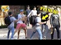 The Flinch Prank!
