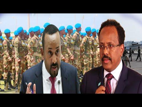 WARKA WARQAADTV|22-4-2020| Itoobiya oo Ciidamo kusoo daabuleysa Somalia & Talaabada Kenya ku gubtay