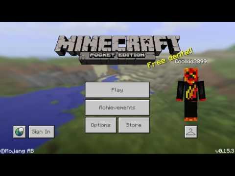 Minecraft  ios download -