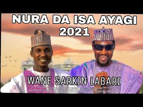 Download Sabon album nura m inuwa 2021 ft Isa ayagi