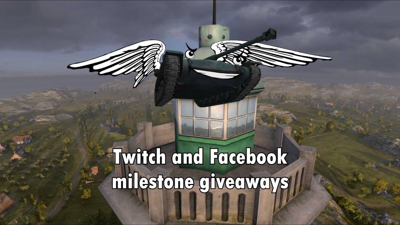 Twitch Facebook