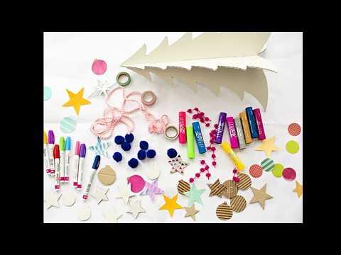 Новогодние игрушки своими руками с детьми 5 6 лет