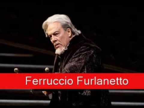Ferruccio Furlanetto: Halévy - La Juive, 'Si la rigueur et la vengeance'