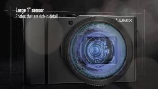 Panasonic Lumix DMC-LX10 - LX10 GARANSI RESMI