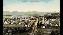 Vintage Scenes of Elkins, West Virginia