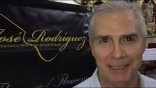 Entrevista José Rodríguez Concurso Internacional de Coria 2016