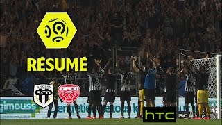 Angers SCO - Dijon FCO (3-1)  - Résumé - (SCO - DFCO) / 2016-17