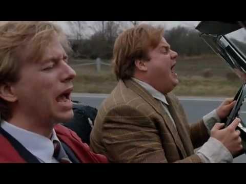 Best car scene ever Tommy Boy
