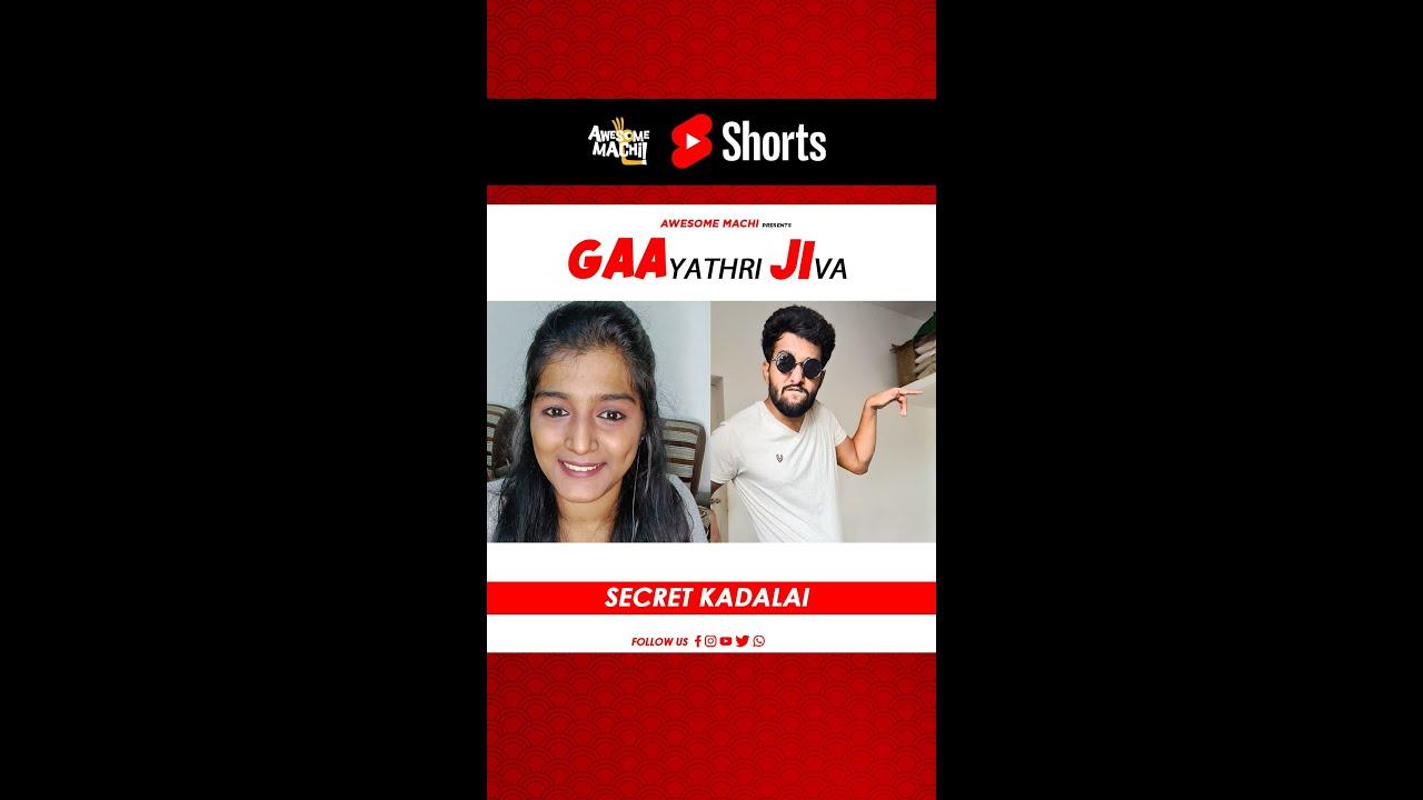 Secret Kadalai | GAAJI - Series | Awesome Machi | AM Shorts