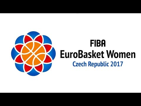 Image result for EuroBasket Women final 2017 Live pic logo