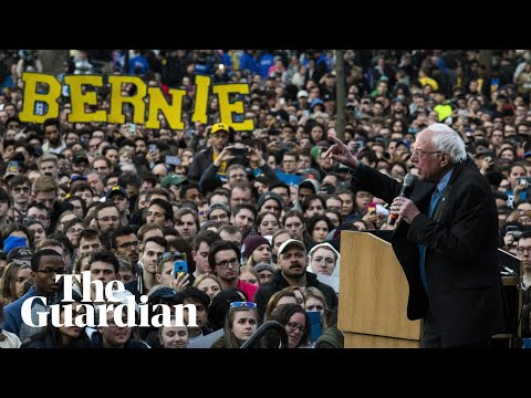 Bernie Sanders: six key policies from his 2020 presidential campaign